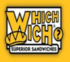 Five $10 certificates to Which Wich Superior Sandwiches