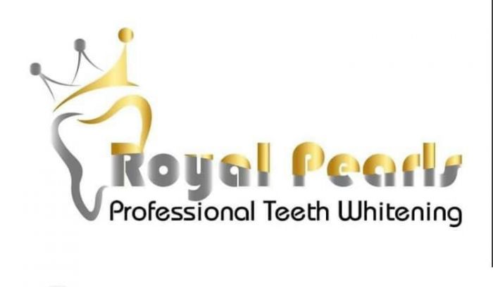 Two $25 certificates to Royal Pearls Professional Teeth Whitening
