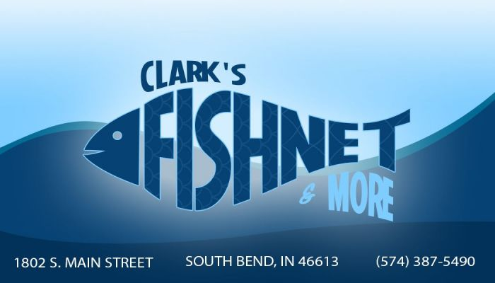 Two $25 Certificates to Clark's Fish Net & More