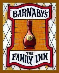 Two $25 Dining Certificates to Barnaby's in Mishawaka and Granger