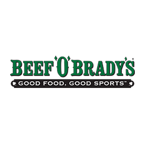 Two $25 Certificates to Beef O'Brady