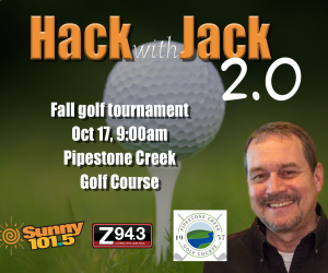 Hack with Jack 2.0 Golf Tournament - Foursome Registration