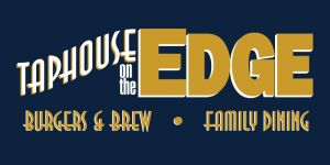 Two $25 certificates to Taphouse on the Edge