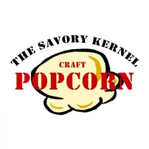 The Savory Kernel Logo