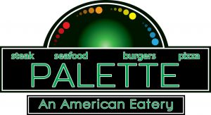 TWO $25 Dining Certificates to Palette in the Wyndham Gardens Hotel for the price of ONE!