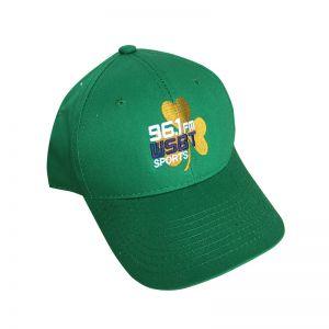 96.1 FM WSBT Radio Limited Edition Shamrock Spirit Hat